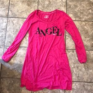 Victoria Secret long sleeve nightgown
